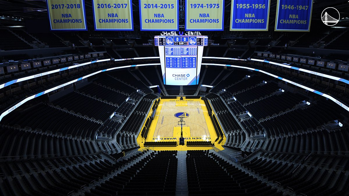 Golden State Warriors NBA Coronavirus