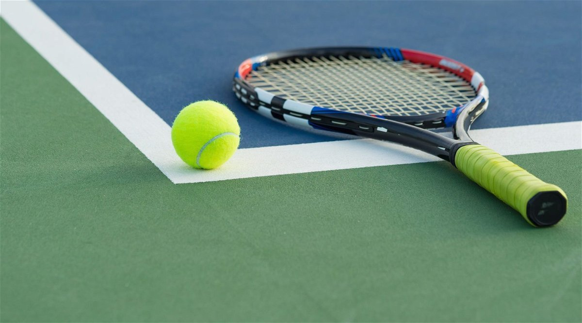 Tenis Untuk Pemula