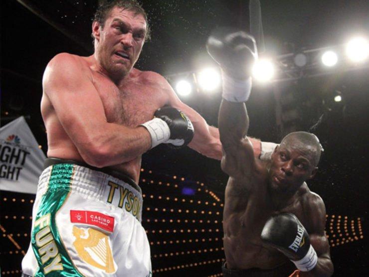 Steve Cunningham vs Tyson Fury