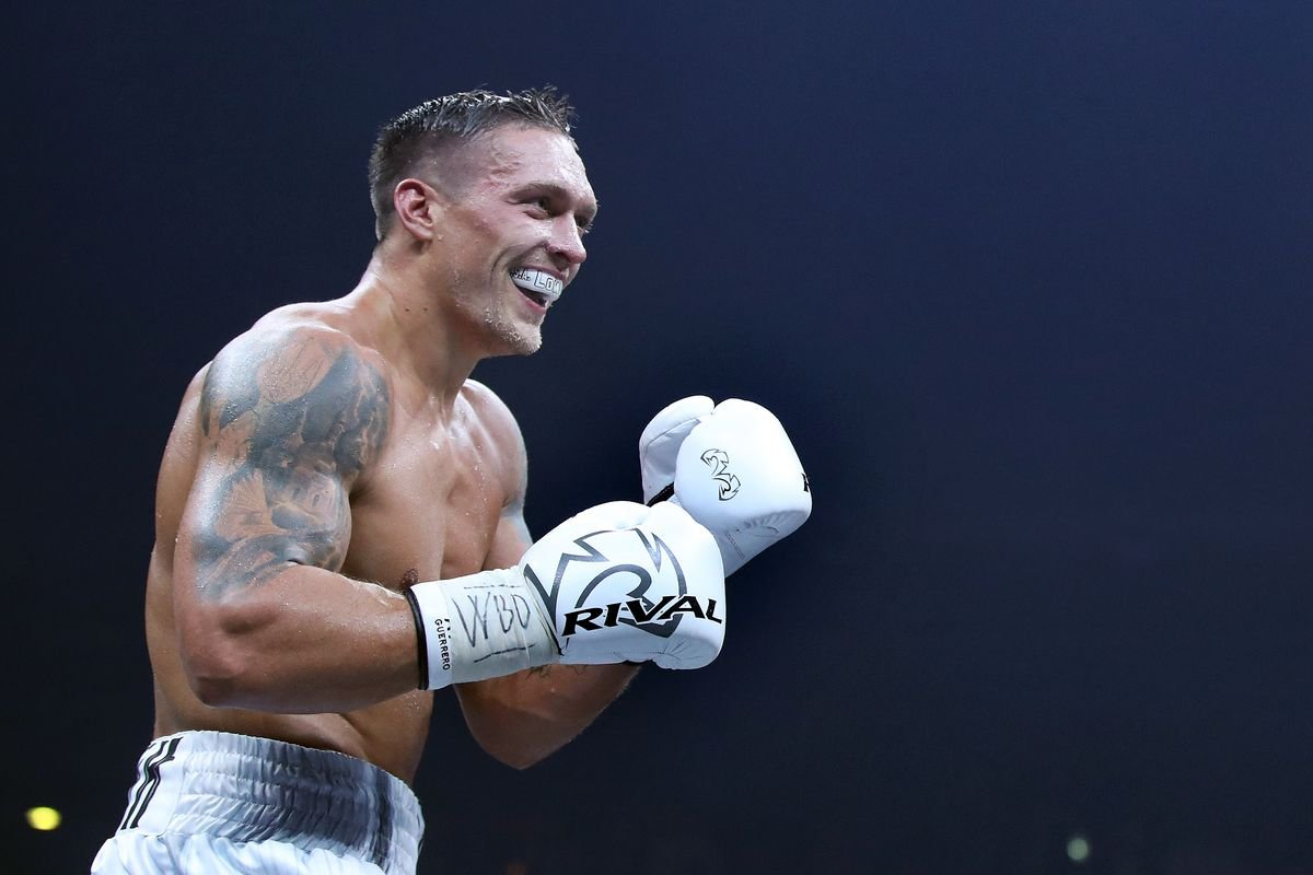 "How Can They Do That?""- Oleksandr Usyk' s Camp Plans On Spoiling Anthony  Joshua-Tyson Fury Bout - EssentiallySports"