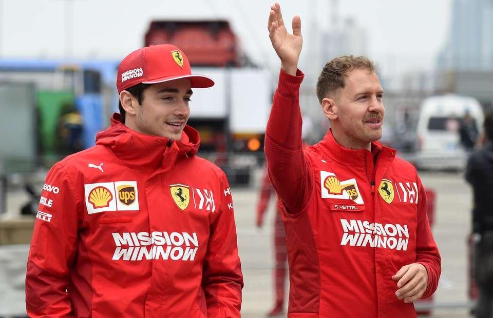 Charles Leclerc to Back Ferrari on Its Decision Regarding ...