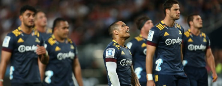Super Rugby players