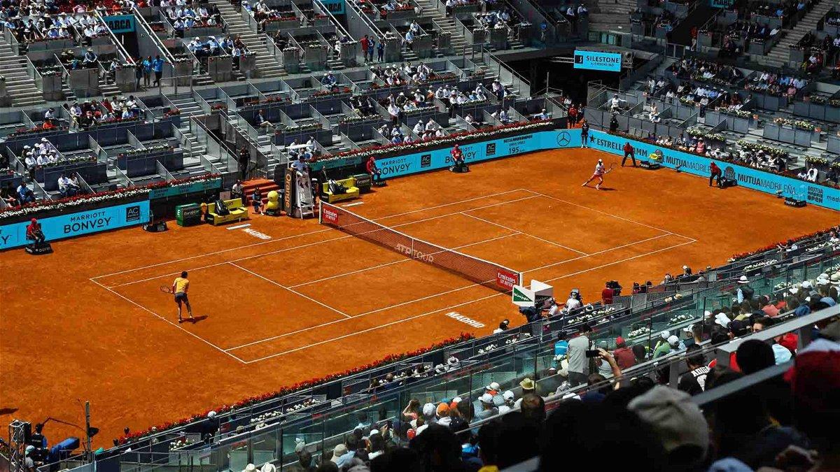 Mutua Madrid Open 2020