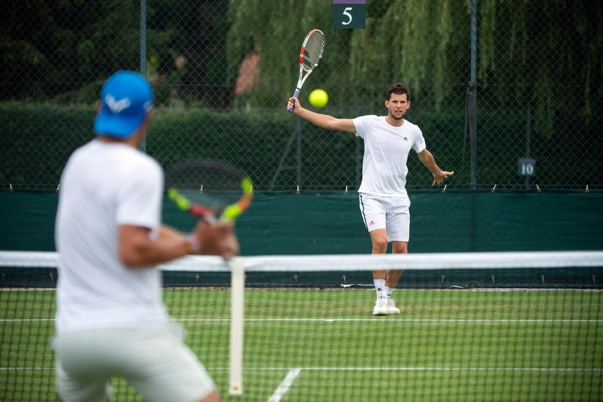WATCH: An Innovative Way To Play Tennis During Isolation ...