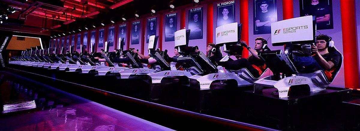 F1 Virtual Grand Prix Series