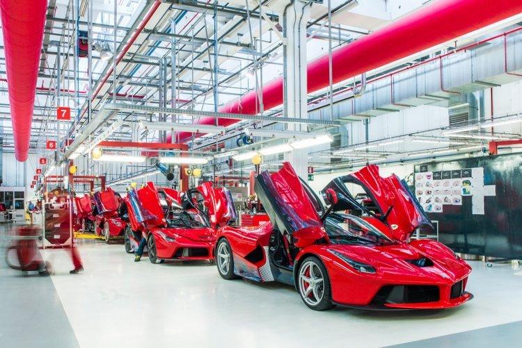 Good News For Scuderia Ferrari As Team Opens Headquarters At Last Essentiallysports