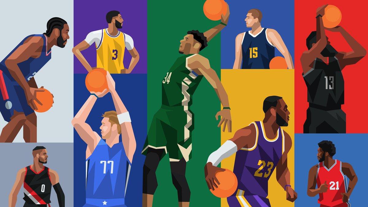 NBA məşqləri bərpa edir -