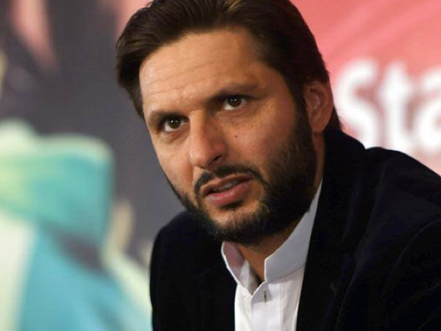 WATCH: Shahid Afridi Releases Video for Pakistan Citizens About ...
