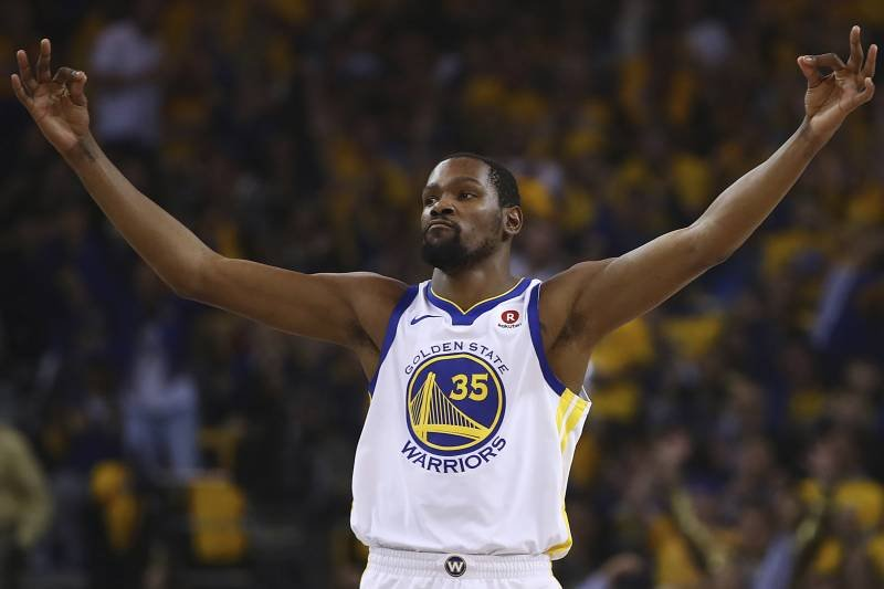 Kevin Durant Is a Twitter Legend: Here Is the Proof ...