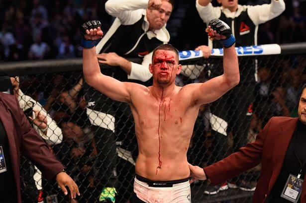 Watch: When Nate Diaz Shocked the World With the Biggest Win of ...