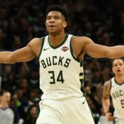 Giannis Antetokounmpo Milwaukee Bucks NBA rookie