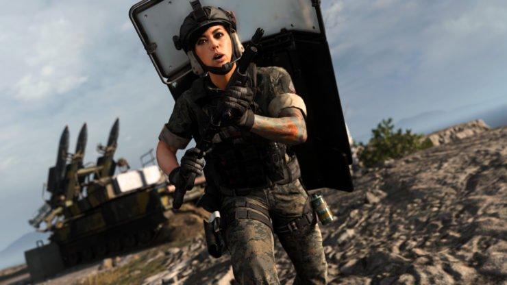 Call of Duty Warzone Modern Warfare COD