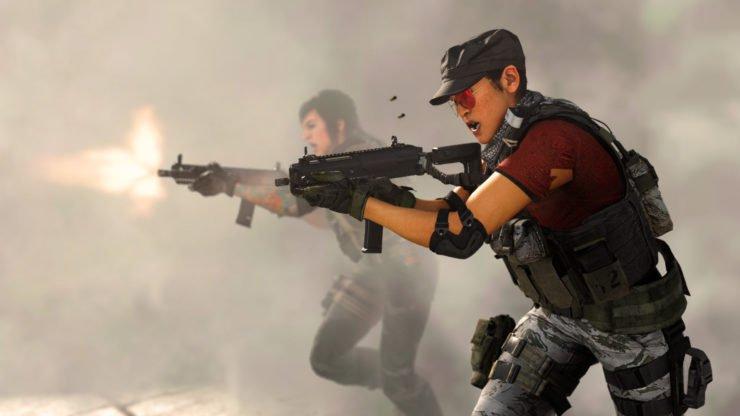 Call of Duty Warzone Nadeshot COD Esports