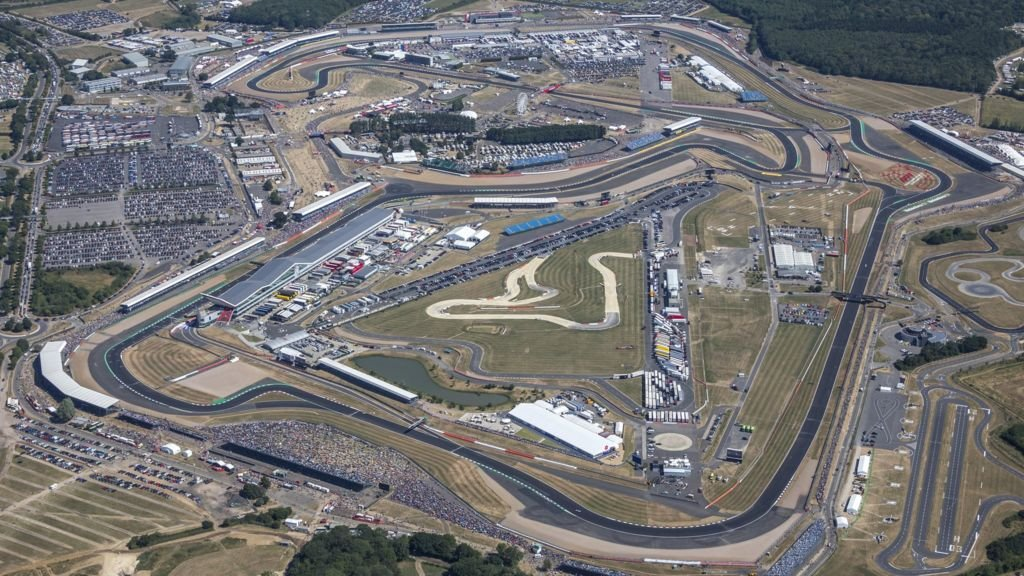 British Grand Prix Now the Latest Race in Doubts Over Coronavirus ...