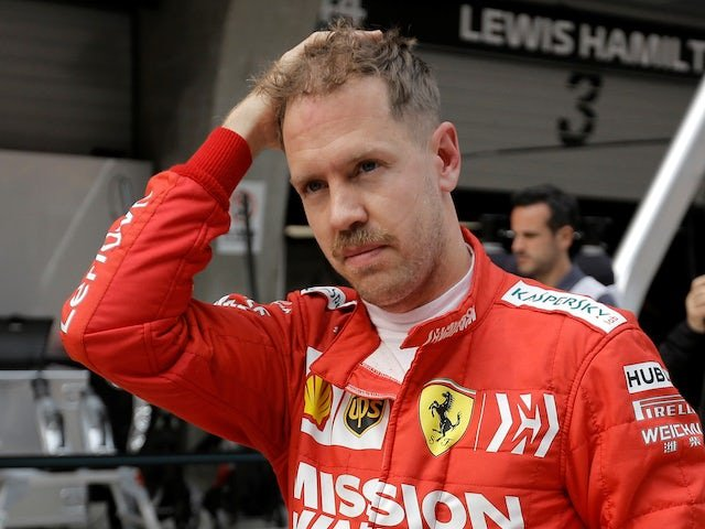 """You've Messed Up"" – Sebastian Vettel Fumes At Ferrari's Strategy Flop - Essentially Sports"