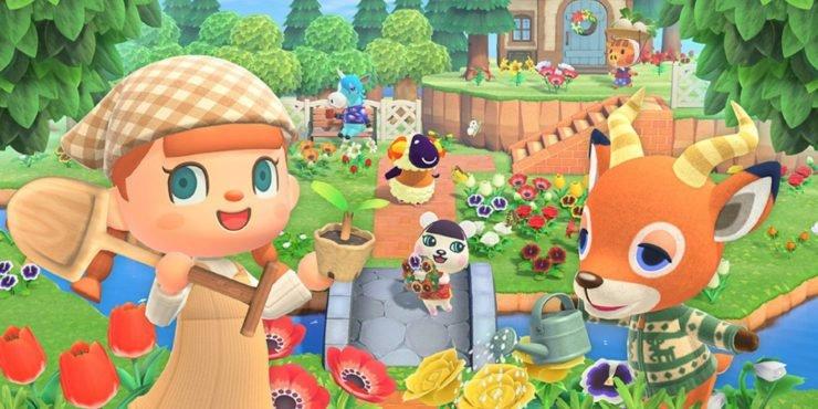 Animal Crossing New Horizon Nintendo