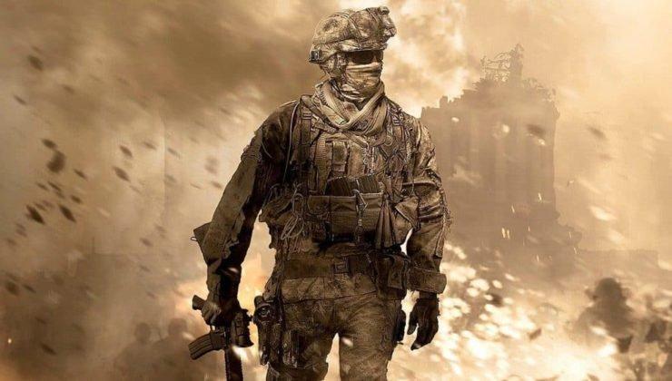Modern Warfare 2 Call of Duty