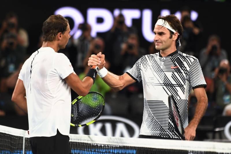 "I'm Rafael Nadal's Number One Fan"" - Roger Federer - EssentiallySports"