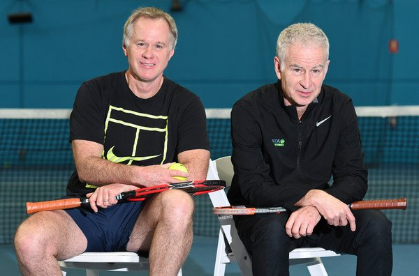 John McEnroe's Brother and Former French Open Champion Tests Positive For Coronavirus thumbnail
