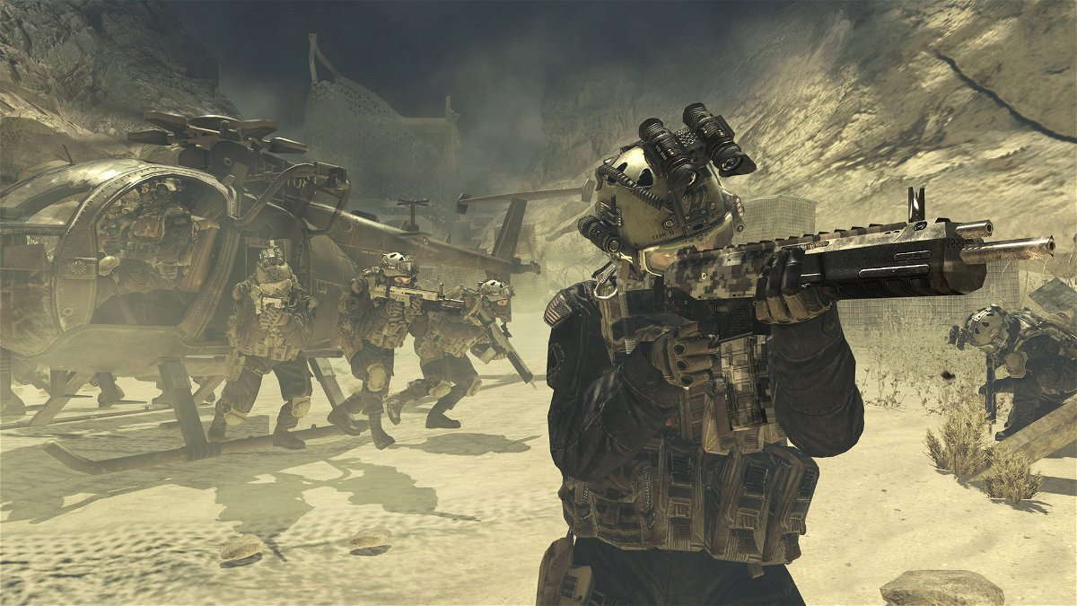 Call Of Duty Modern Warfare 2 Set To Release Season 3 Of The