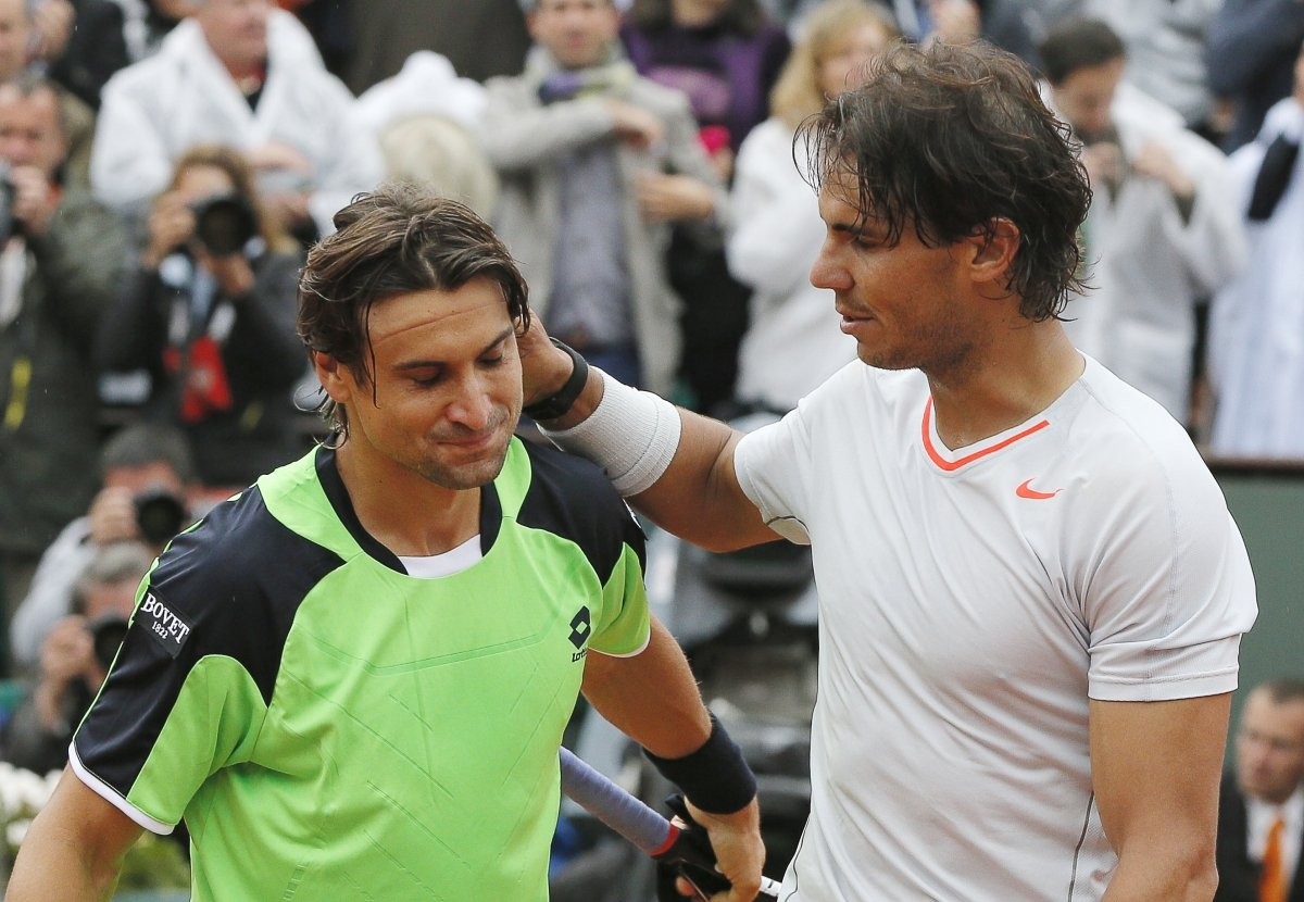 """What Rafa Means to the Sports World"" - David Ferrer Pays Heartfelt Tribute to Rafael Nadal"