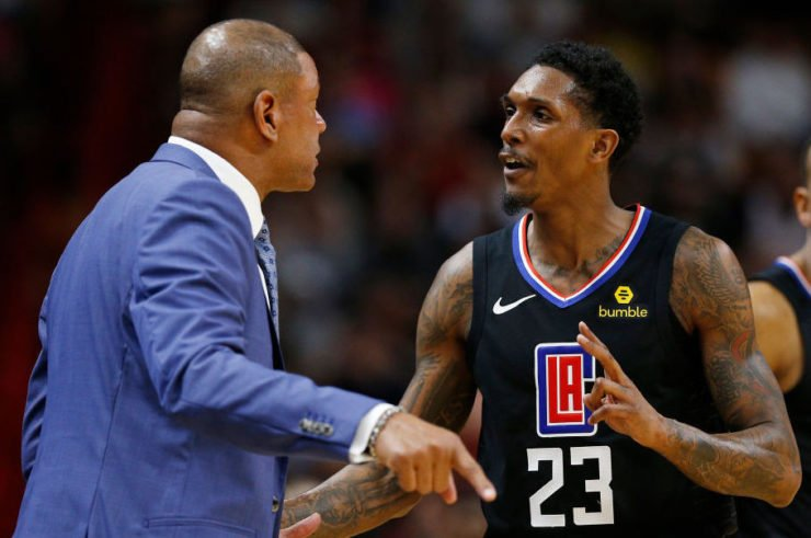 LA Clippers Lou Williams