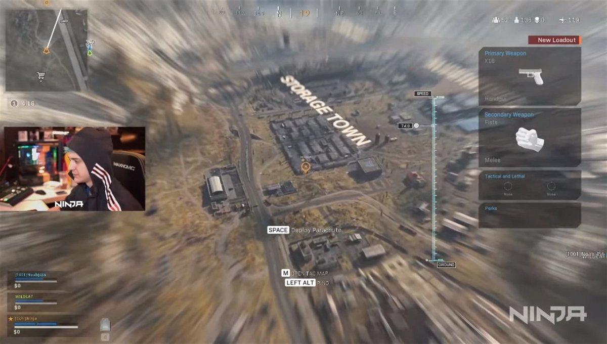 call of duty warzone gameplay screenshot