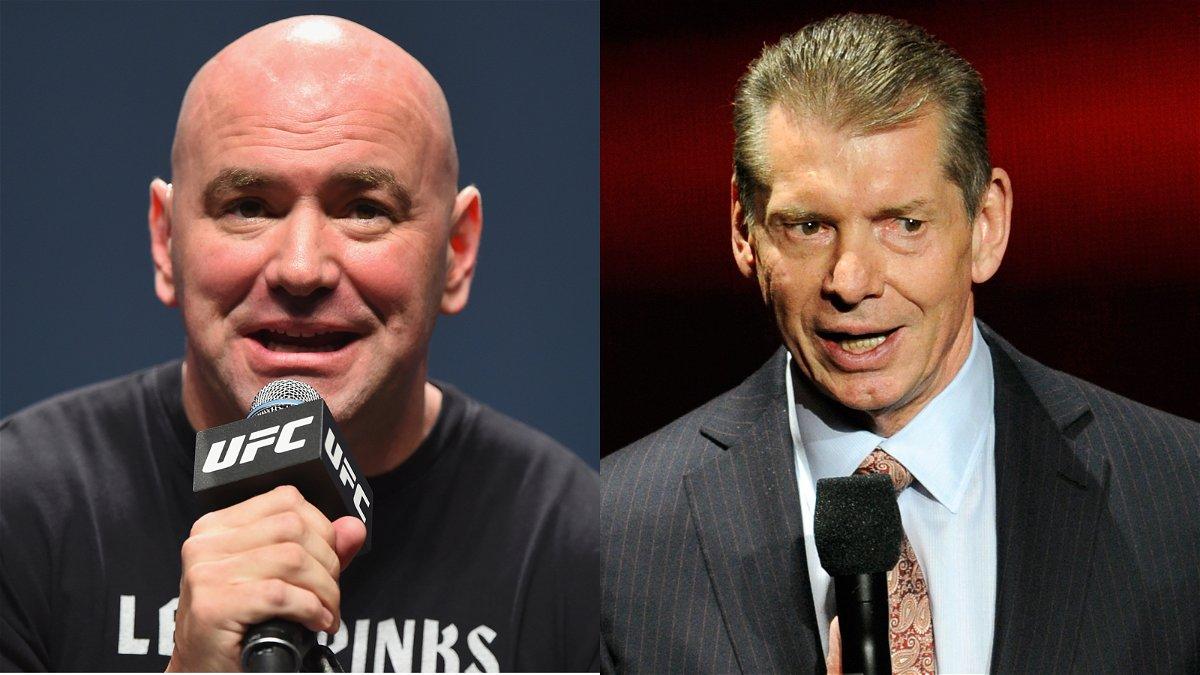 Dana White on Vince McMahon