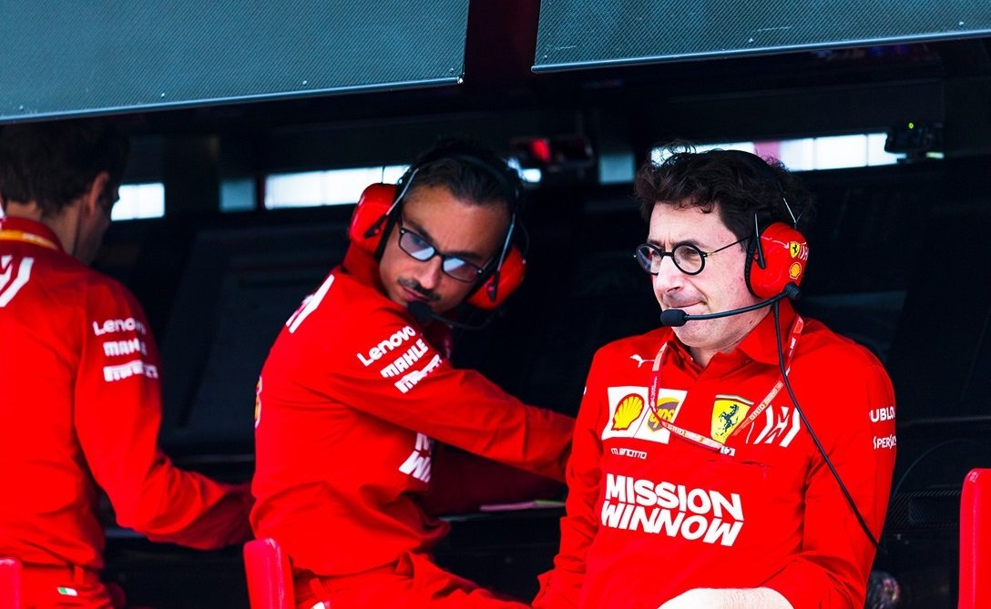 Mattia Binotto Hints at Ferrari Having a Difficult F1 Campaign Till 2022 - Essentially Sports