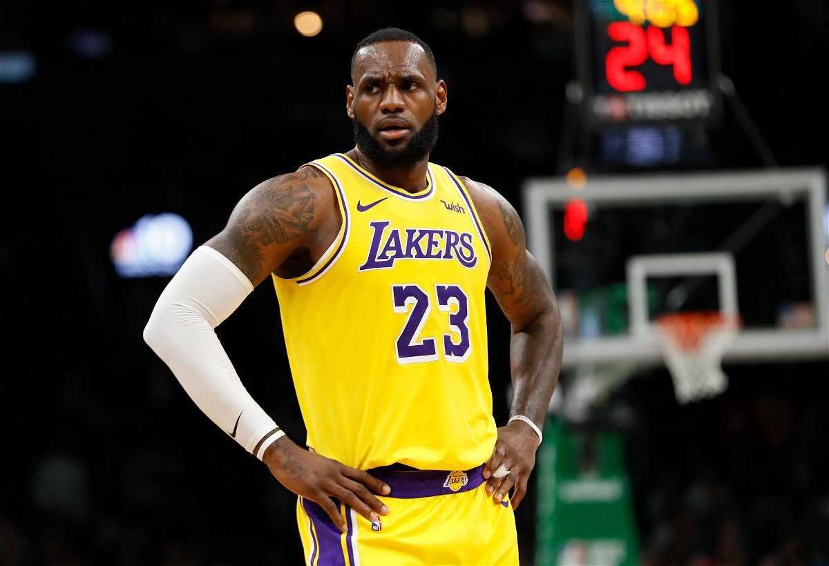 "LeBron James is No Human. He is a Freak of Nature"": Former NBA ..."