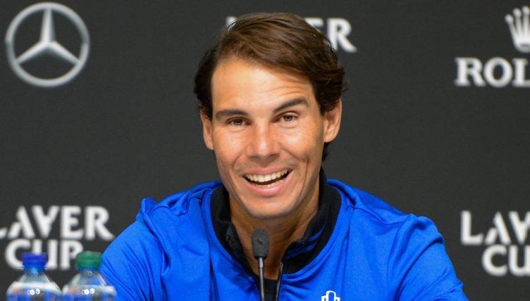 Watch A Shy Rafael Nadal Answers Why He Should Win Wimbledon Essentiallysports