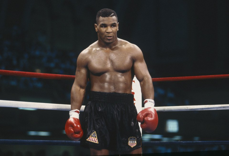 "I Wouldn't Win The Real Fight""- Mike Tyson Calls Muhammad Ali the ..."