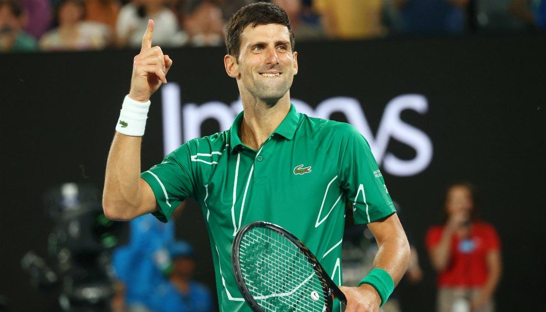 I M Ready To Play Novak Djokovic Essentiallysports