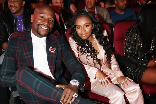 Floyd Mayweather's Daughter Released on Bail Following Her Arrest ...