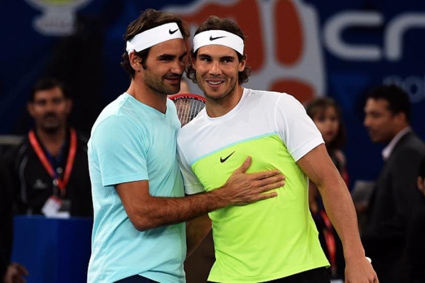 Sometimes It S Better If He S Not There Rafael Nadal On Roger Federer Essentiallysports