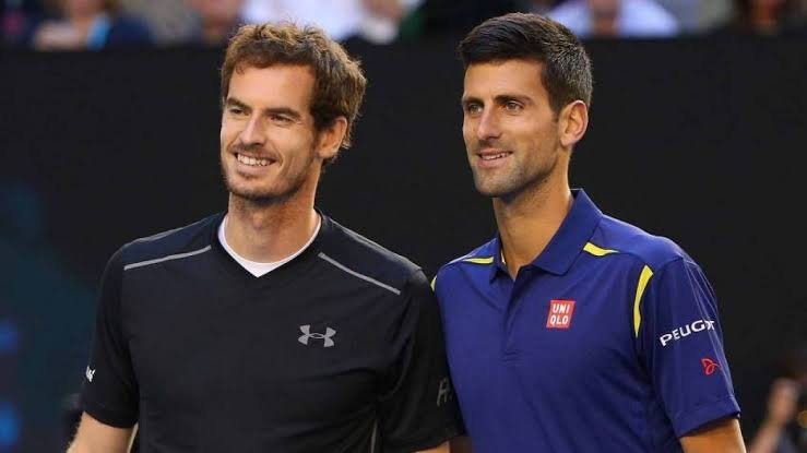 Novak Djokovic And Andy Murray Discuss The Possibility Of Playing Mixed Doubles Essentiallysports