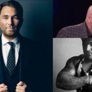 Eddie Hearn Speaks Out on John Fury vs. Micky Theo