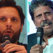 Shahid Afridi expresses disappoint over Kapil Dev's negative reaction