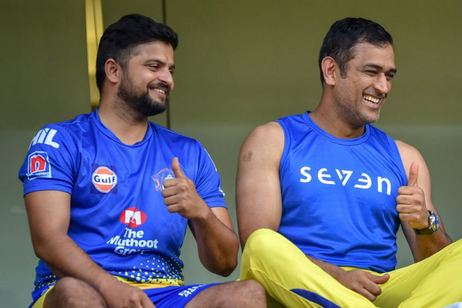 """Every Move MS Dhoni Makes is Spot On"""" - Says Suresh Raina ..."""