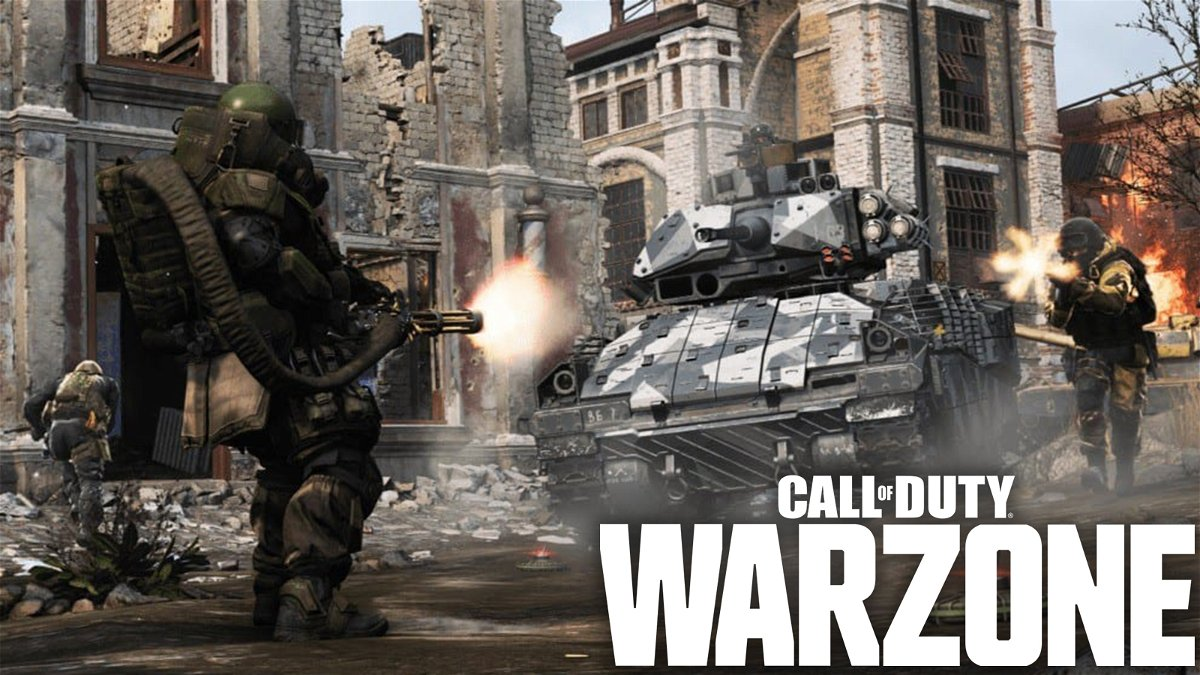 Call Of Duty Warzone Gives In To Public Demand Essentiallysports