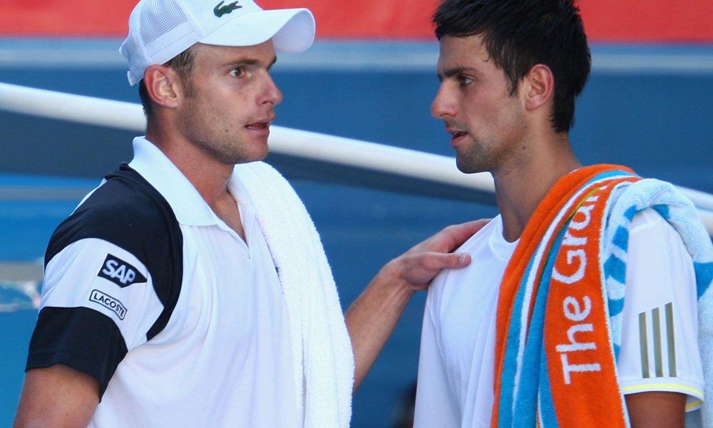 "Terrible for Novak Djokovic"" - Andy Roddick Gives His Take on ..."