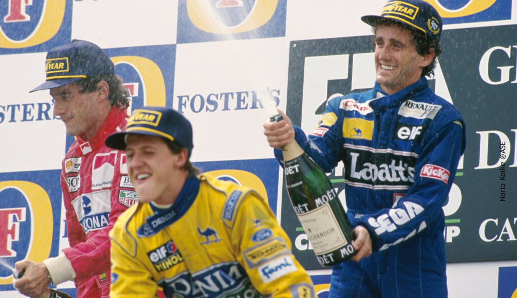 Gama de Masaje Condición  People Don't Remember That Senna Started With Me