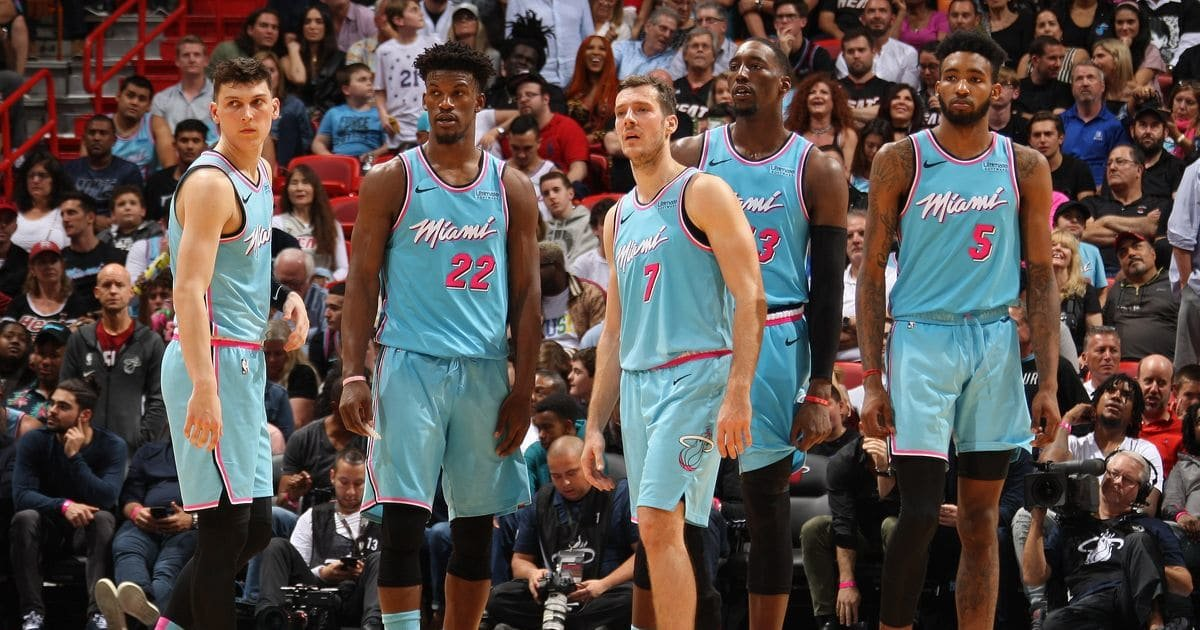 Miami Heat in a Terrible State as Players Forced to Spend ...