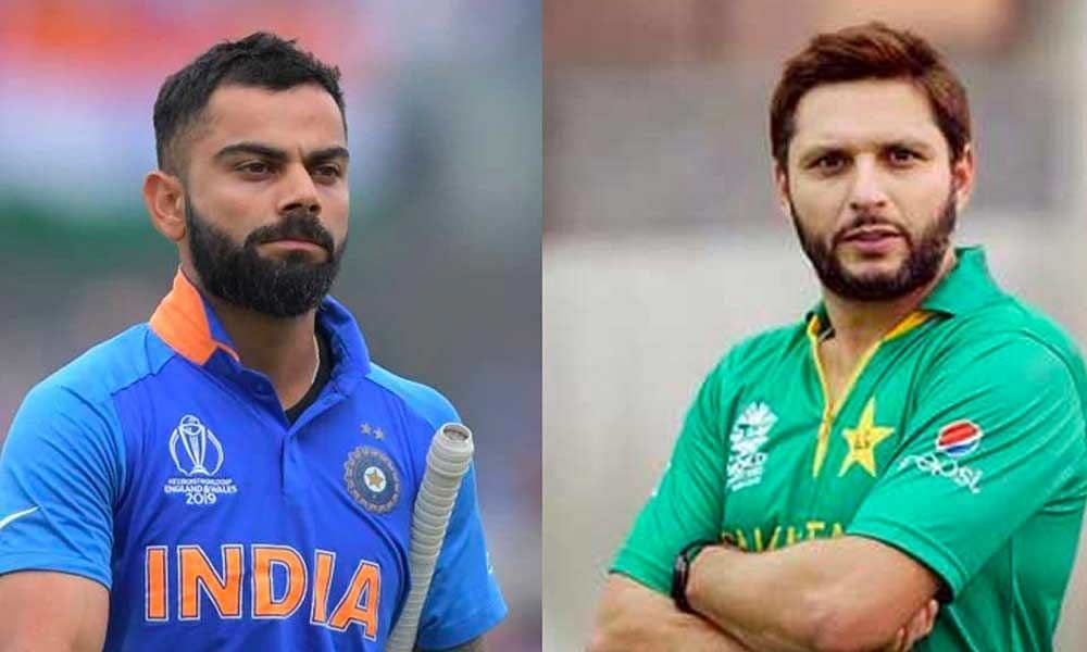 Shahid Afridi Opens Up on his Rivalry with Virat Kohli ...