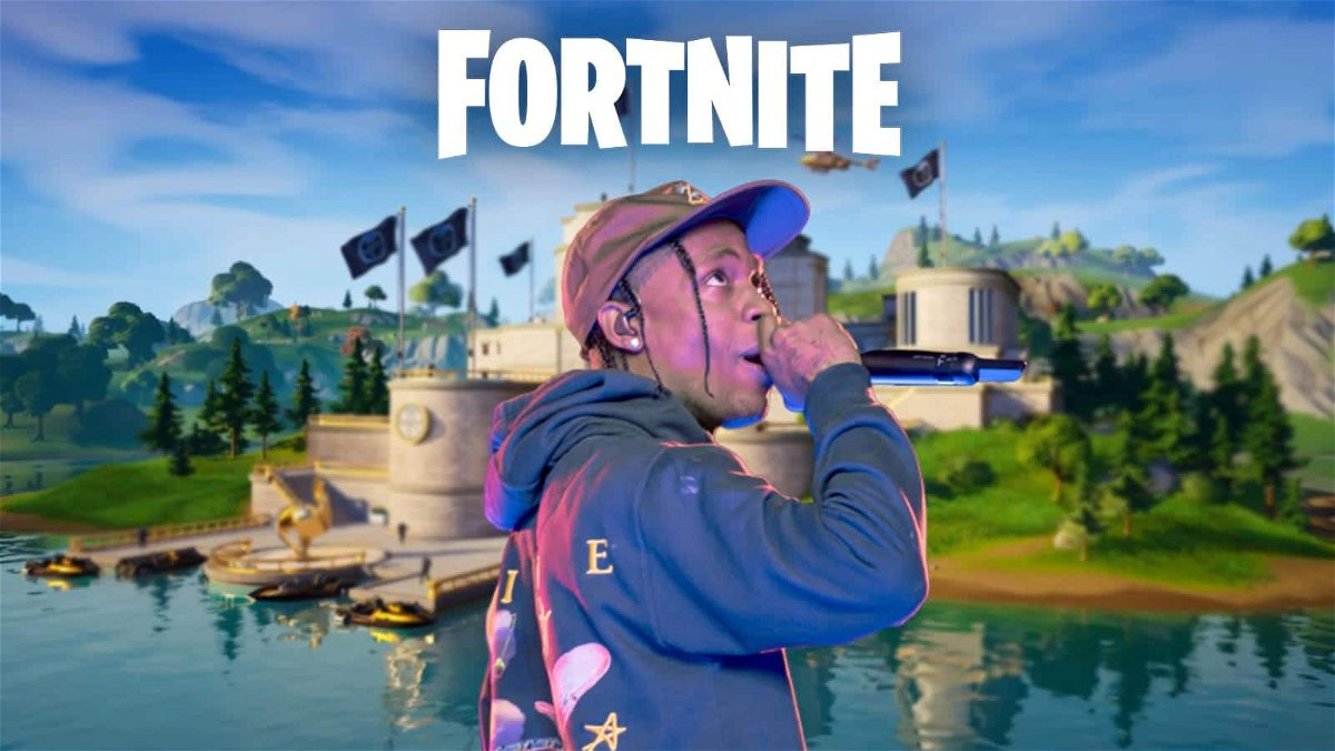 In Game Teasers Reveal Upcoming Travis Scott Event In Fortnite Essentiallysports Travis scott is an icon series outfit in fortnite: in game teasers reveal upcoming travis