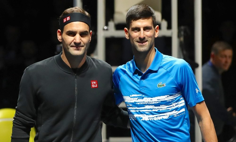 Watch When Novak Djokovic Gave Up Against Roger Federer Essentiallysports