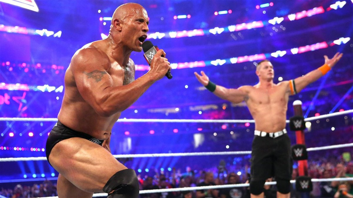 WWE's The Rock Becomes Top Earning Celebrity On Instagram 2