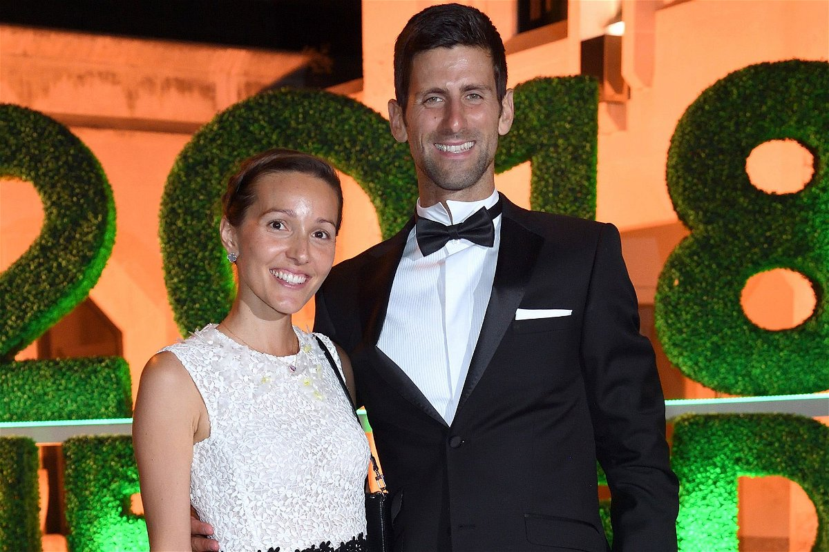 It Is More Interesting To Read Nole And Jelena Getting Divorced Novak Djokovic Rubbishes Divorce Reports Essentiallysports
