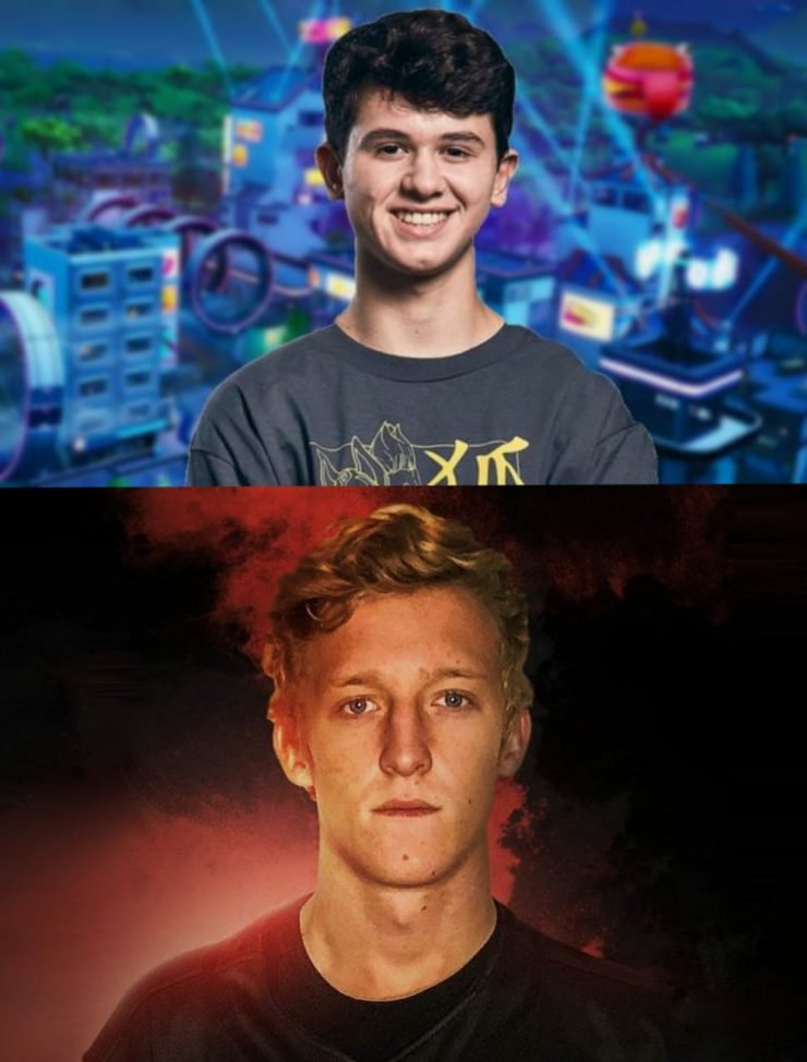 Fortnite Tfue Bugha