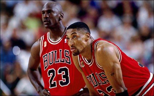 "Scottie Pippen Unhappy With Michael Jordan's ""The Last Dance ..."
